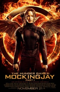 HUNGER GAMES MOCKING JAY PT.1